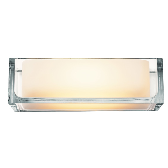 Ontherocks HL Wall Lamp Transparent glass
