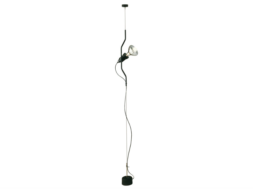 Parentesi lámpara of Floor Lamp /Pendant Lamp with switch Black