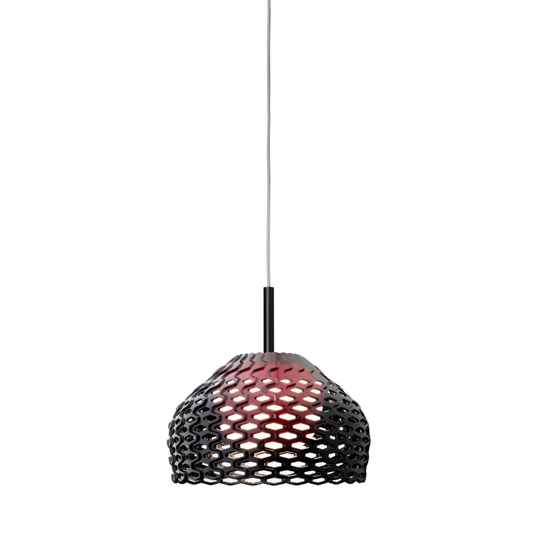 Tatou S1 Pendant Lamp ø28cm G9 60w Black