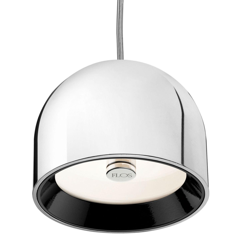 Wan Pendant Lamp G9 1x33w Aluminium