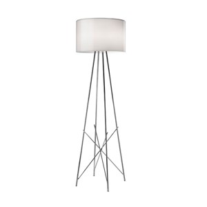 Ray F1 switch lámpara of Floor Lamp Glass