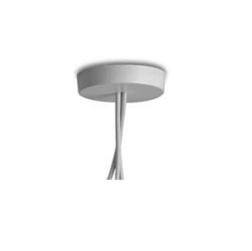 AIM Small Lamp Pendant Lamp roseta múltiple white