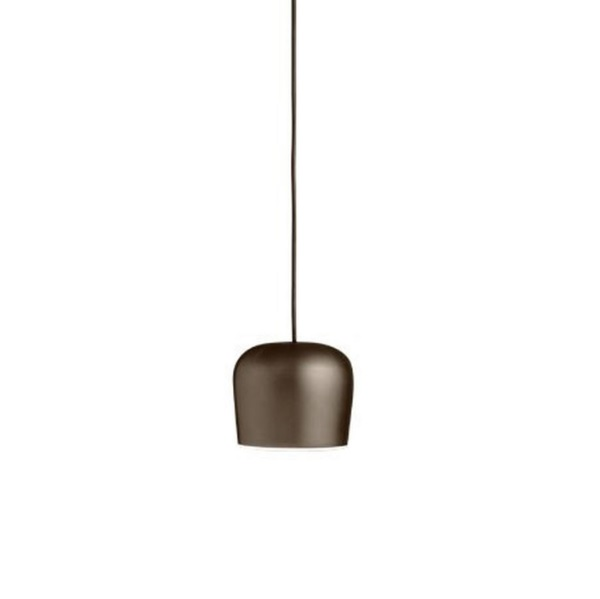 AIM Small Fix Lamp Pendant Lamp Anodized marrón