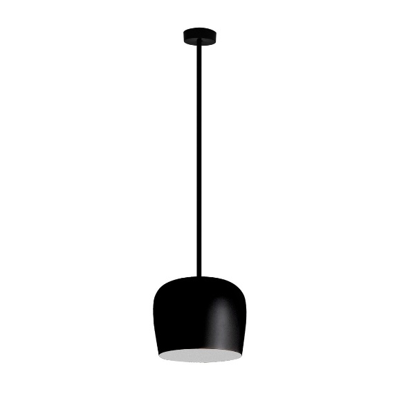 AIM Small Fix Lamp Pendant Lamp Black