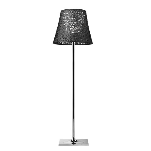 Ktribe F3 lámpara of Floor Lamp Outdoor (Green wall) Carbon