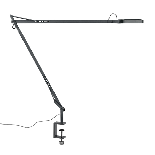 Kelvin LED F lámpara of Floor Lamp 8w 110cm anthracite