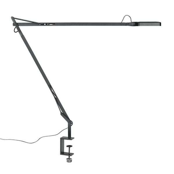 Kelvin LED F lámpara von Stehlampe 8w 110cm anthrazit