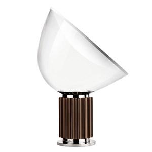 Taccia Sobremesa LED 28W regulable - Anodizado bronce