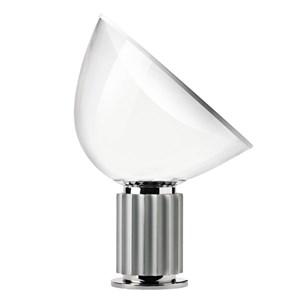 Taccia (PMMA) Sobremesa LED 28W regulable - Anodizado plata