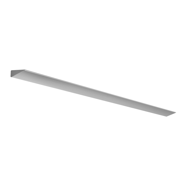 Thin LED 18,5W L1034mm Aluminio Anodizado