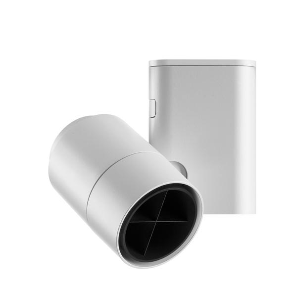 Pure Pro 1 Plafón para QR-CBC 51 Lámpara 50W 10_ 60_ gris