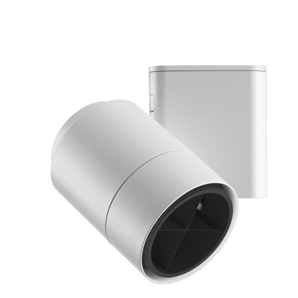 Pure Pro 3 Plafón para HIT-CRI Lámpara 35 W.11_ negro