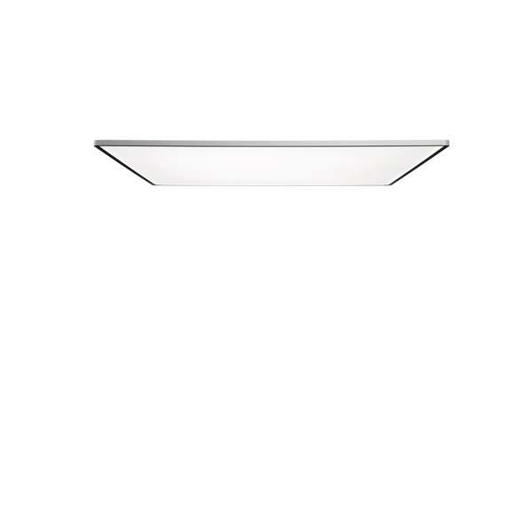 super- Flat Lâmpada pingente 120x20 Up&Down Top LED 60w 3000K CRI 80 dali branco