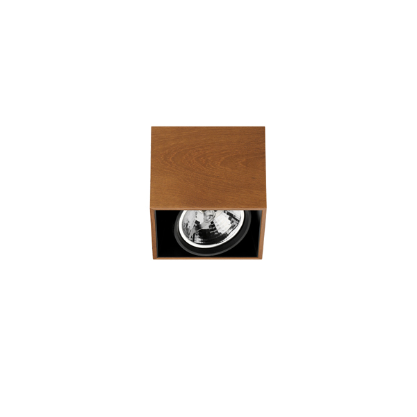 Compass Box 1L H: 135mm Black QR-111 1x75w