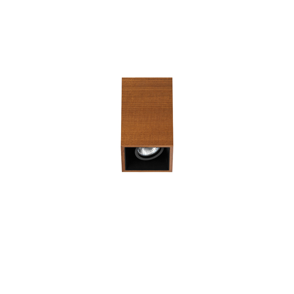 Compass Box Small Surface for QR-CBC 51 Lamp Max 1x35W.10_ 60_ Anodized