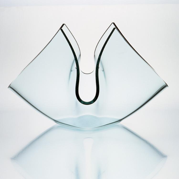 Cartoccio Jarrón 20cm Lässig glass