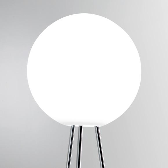Prima Signora lámpara of Floor Lamp Accessory Diffuser white