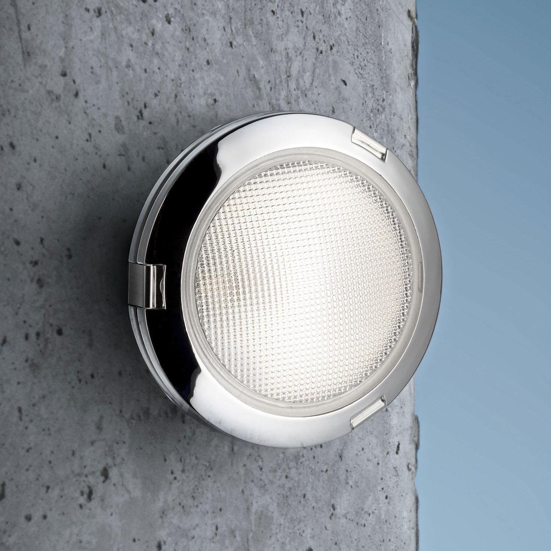 Kodo Aplique/Plafón IP65 12cm GY6.35 Aluminio