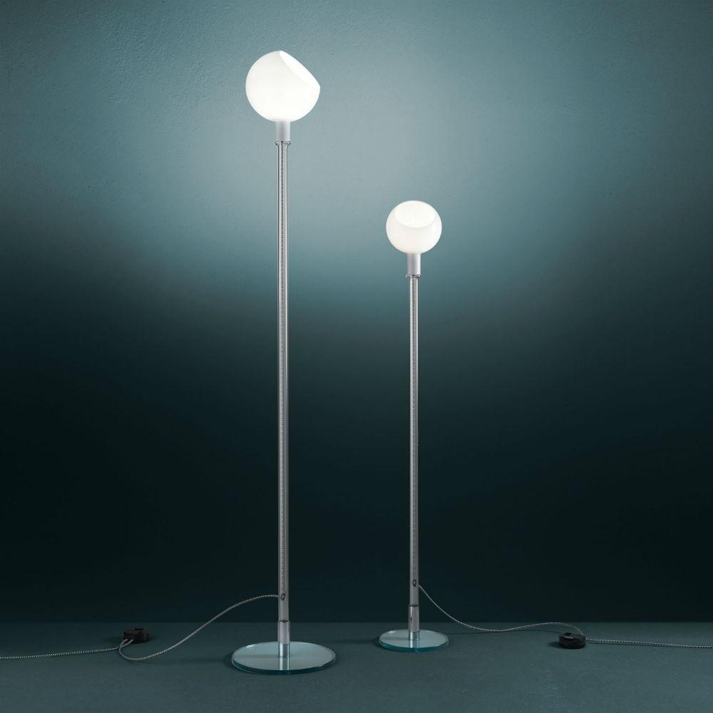Parola lámpara de Pie (Cuerpo) ø24x155cm 1x205w B15d (HL) Transparente