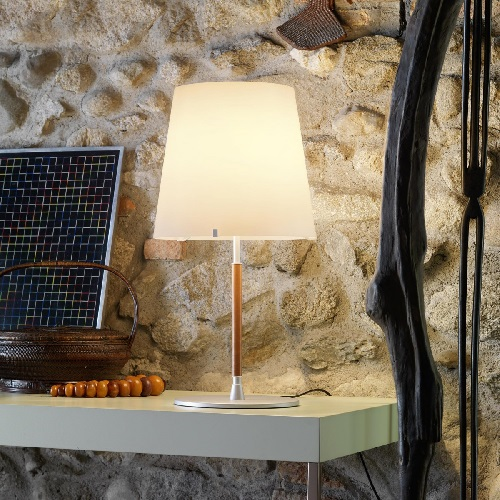 2198 Table Lamp ø20x46cm 1x75w E27 (FL)