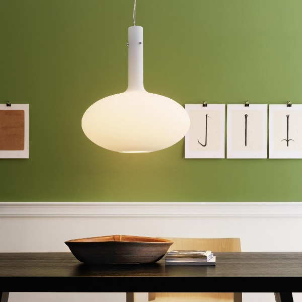 A Tomic Pendant Lamp with cable sube and baja ø30cm 1x150w E27