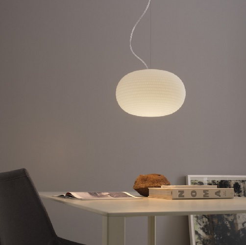 Bianca Lamp Pendant Lamp LED 17,5W 230V white