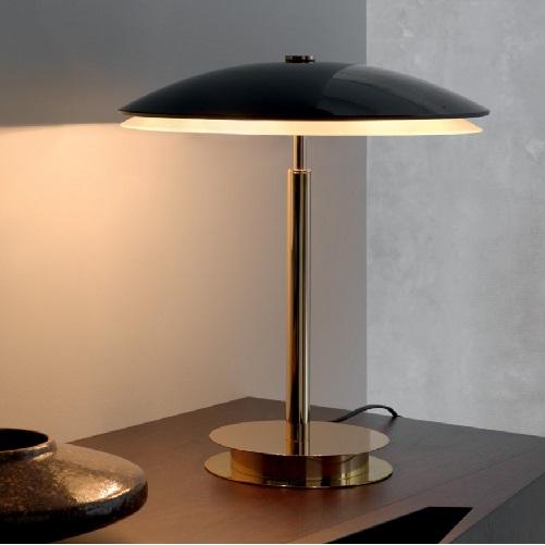 Bis Table Lamp Frame laton Shiny ˜38x43cm 4x40w E14 (HL)