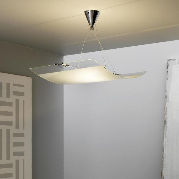 Velo Pendant Lamp 80x60x110cm 1x230w R7s/115 (HL)