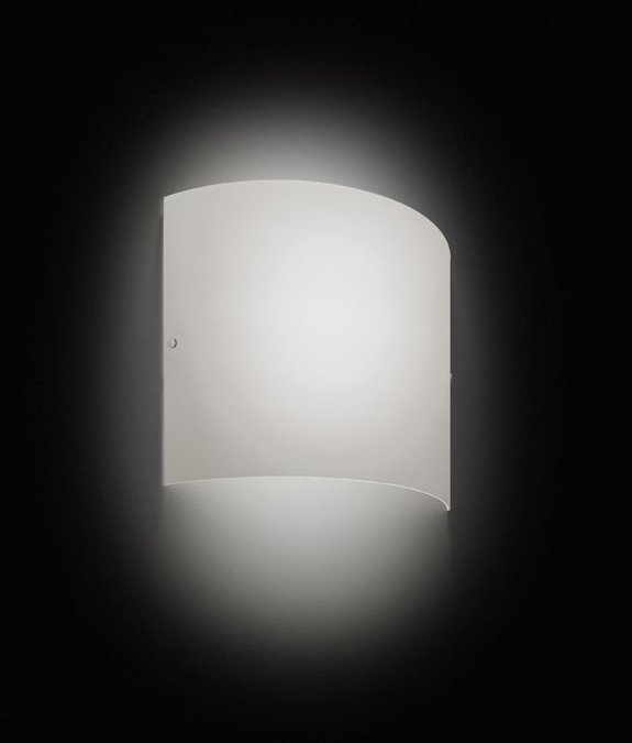 Shape 3 Wall Lamp Fluorescent (2G11) white