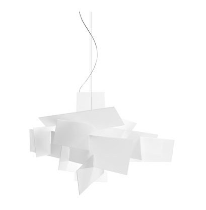 Big Bang Pendant Lamp 96cm R7s 160w white