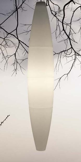 Havana Outdoor Accessory Spare lampshade Havana Mono white