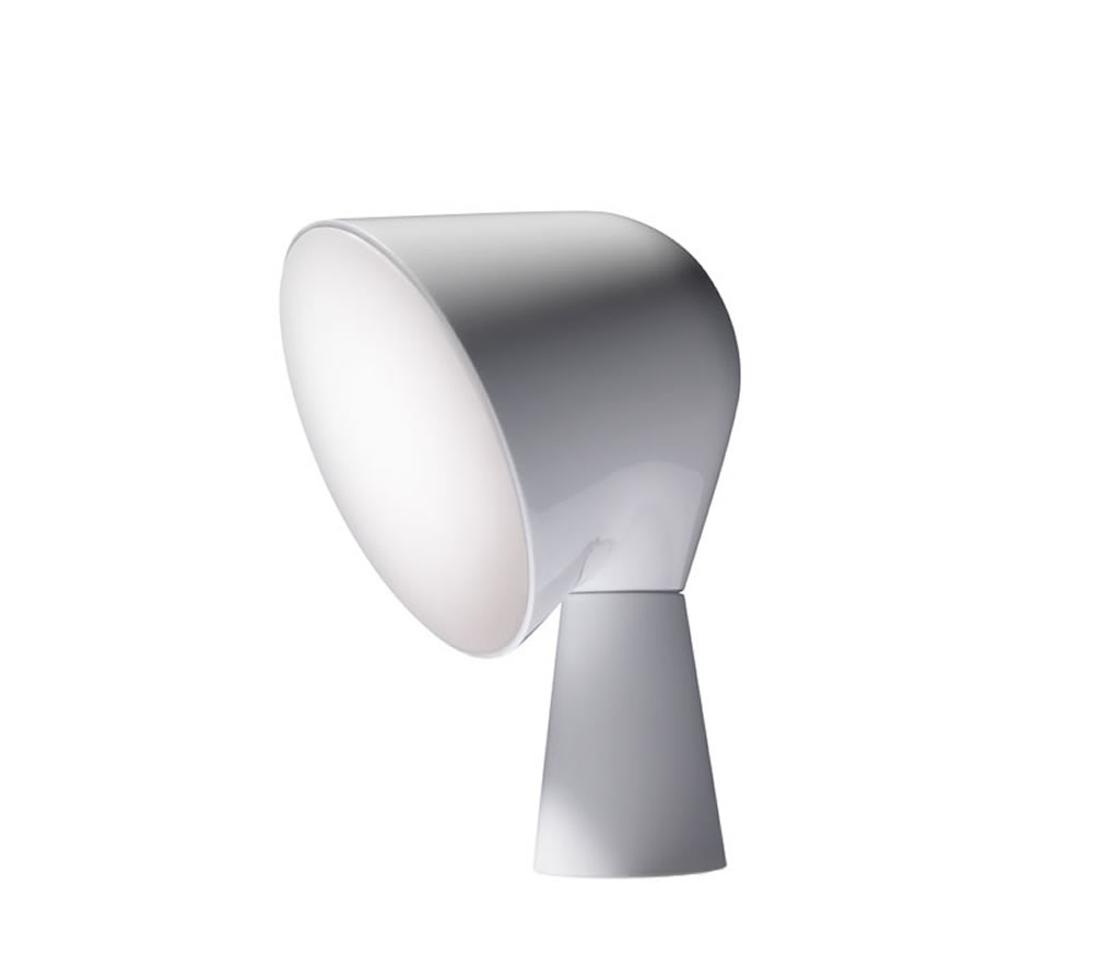 Binic Lampe de table (Pack de 2 unités) blanc