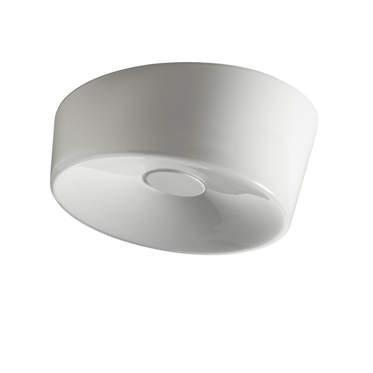 Lumiere XXL Wall lamp/ceiling lamp ø34cm 2Gx13 40w + 22w dimmable - white