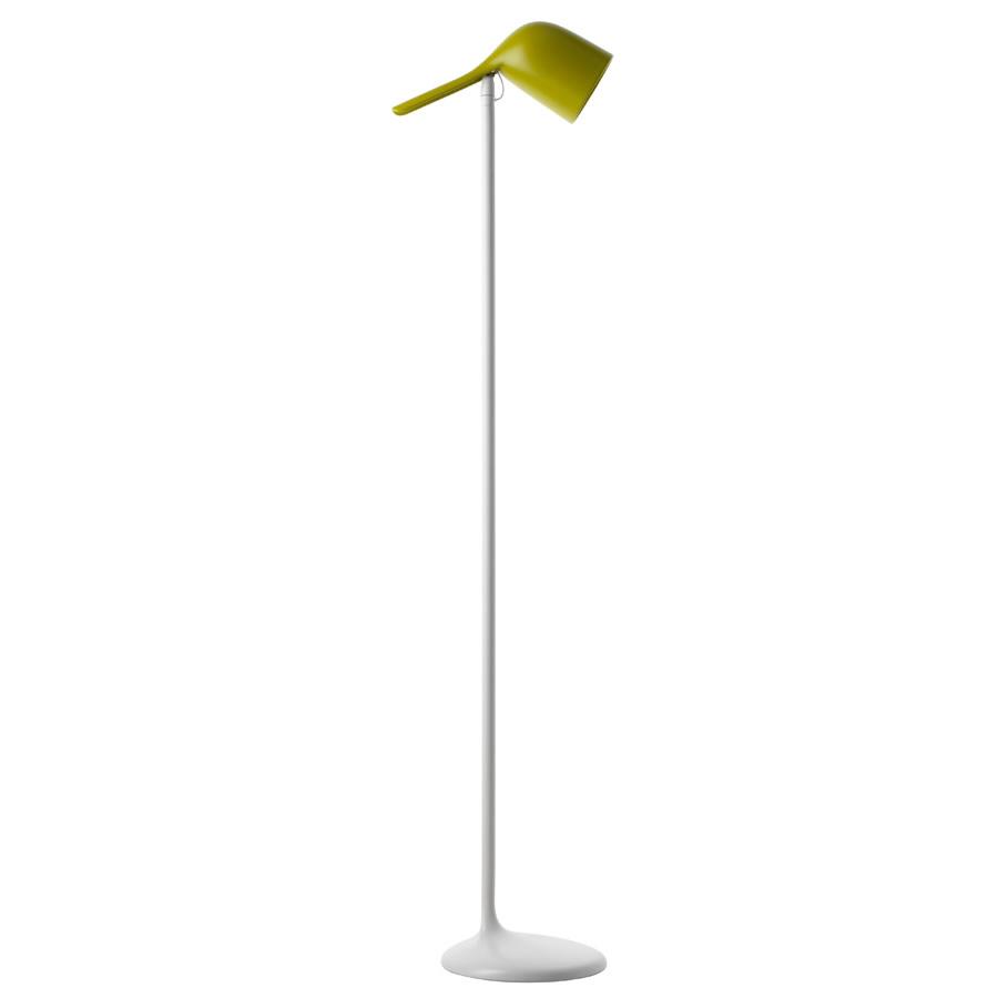 Colibri lámpara de Pie de Lectura Verde