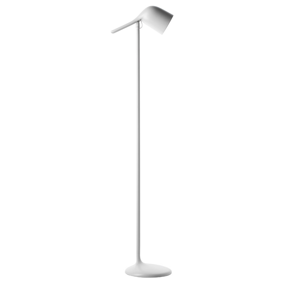 Colibri lámpara of Floor Lamp of Reading white