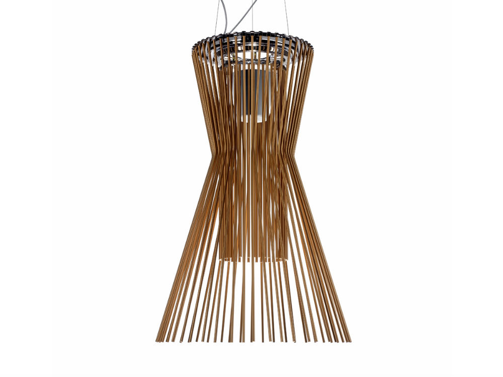 Allegro Vivace Pendant Lamp ø64cm Brown
