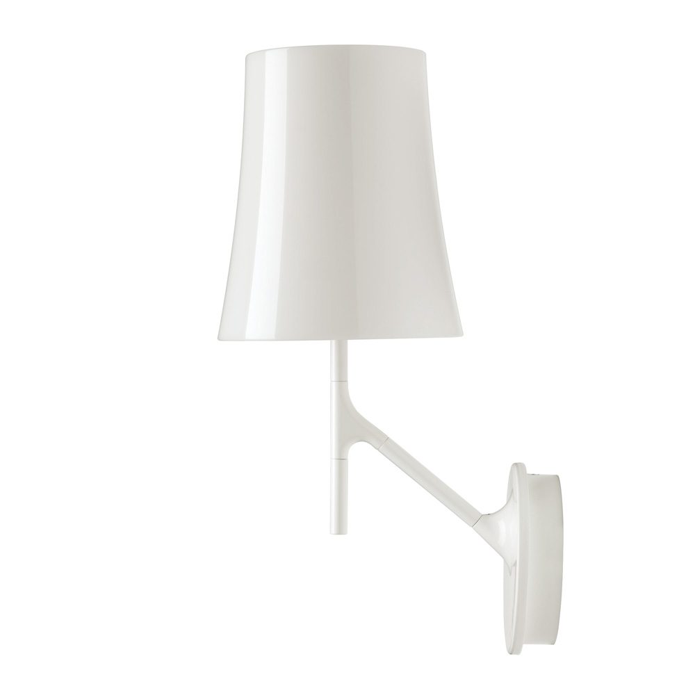Birdie Wall Lamp E27 20w white