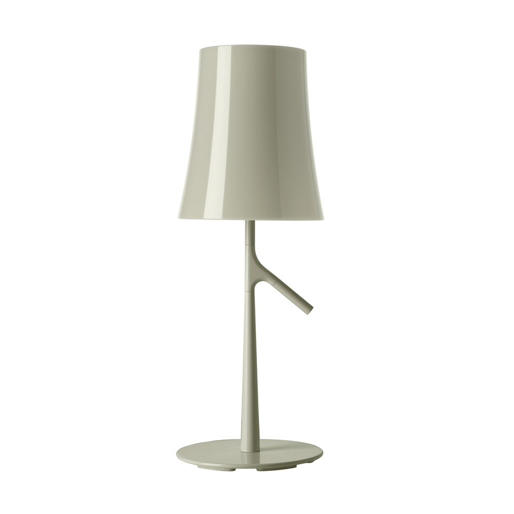 Birdie Table Lamp Large E27 20w Grey