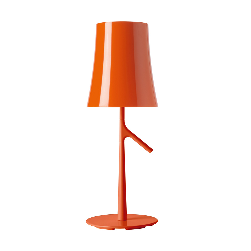 Birdie Table Lamp Large E27 20w orange