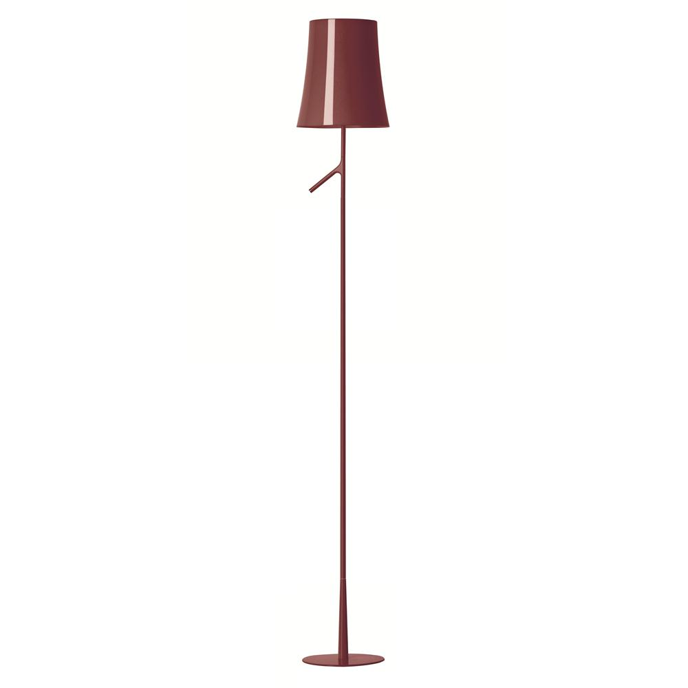 Birdie Reading lámpara of Floor Lamp E27 20w dimmable Amaranto
