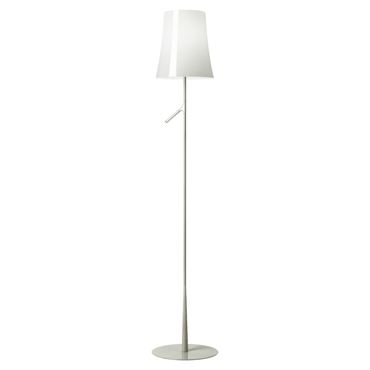Birdie Reading lámpara of Floor Lamp E27 20w dimmable white