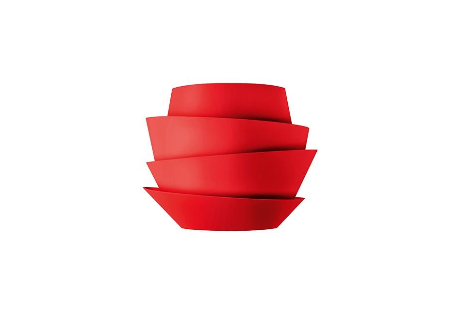 Le Soleil Applique 36cm G24q-3 2x26w Rosso