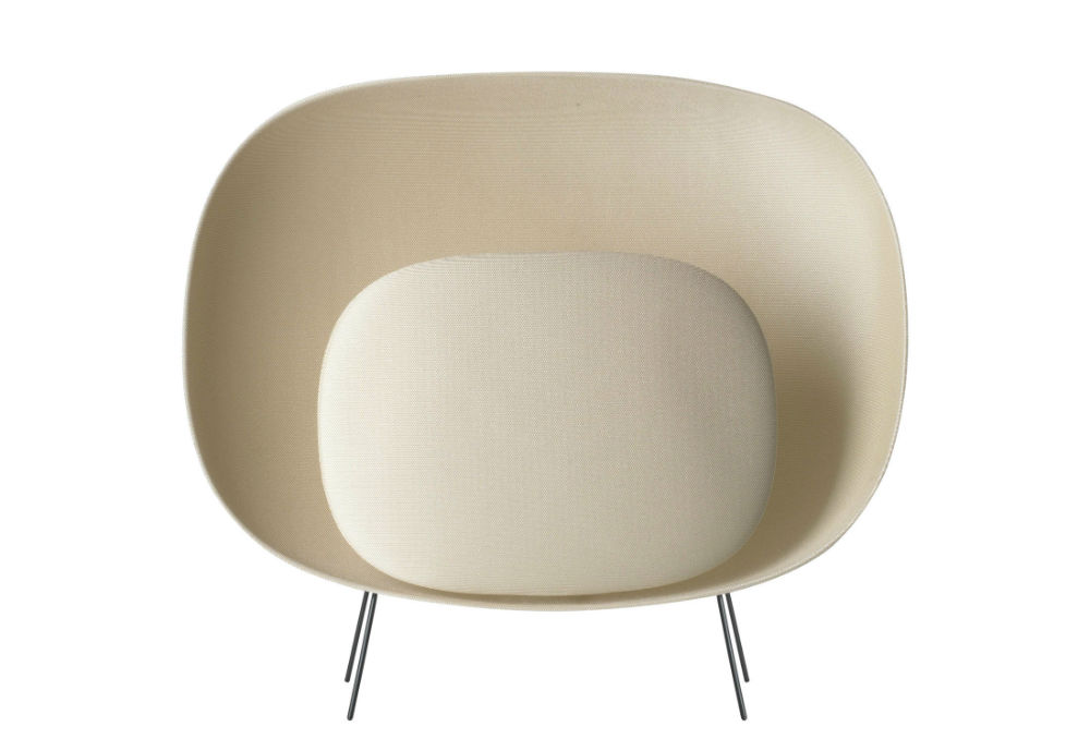 Stewie lámpara of Floor Lamp 2GX13 1x40w Ivory/Ivory