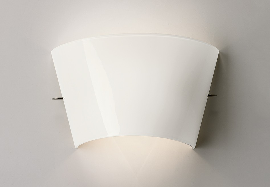 Tutu 07 Wall Lamp E14 2x46w white