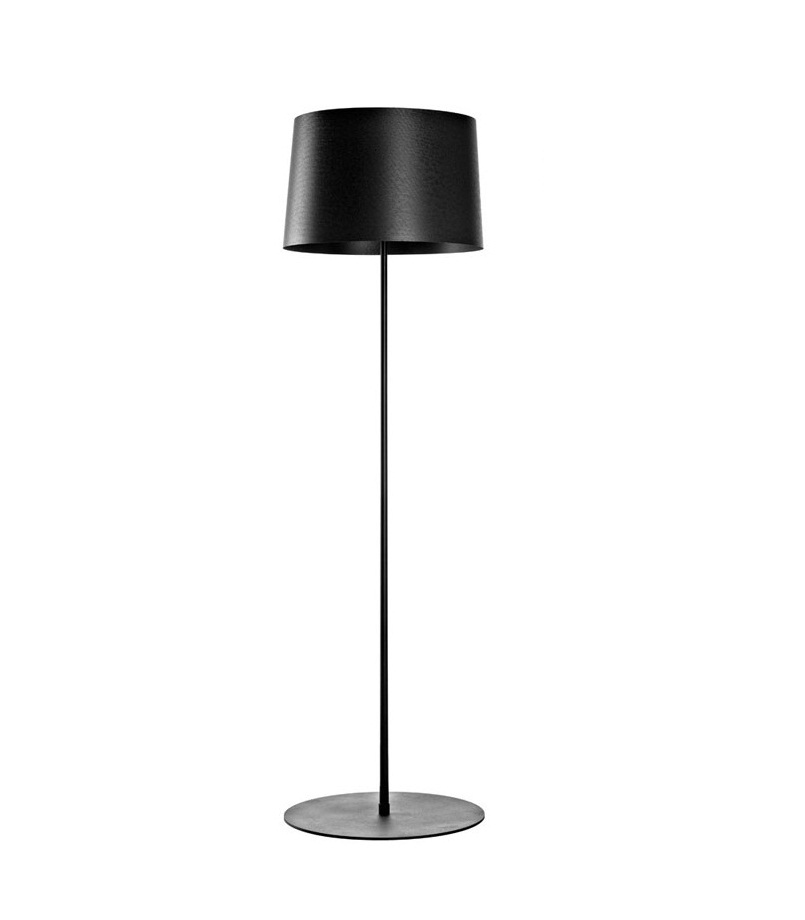 Twiggy Floor Lamp Reading E27 3x77w Black
