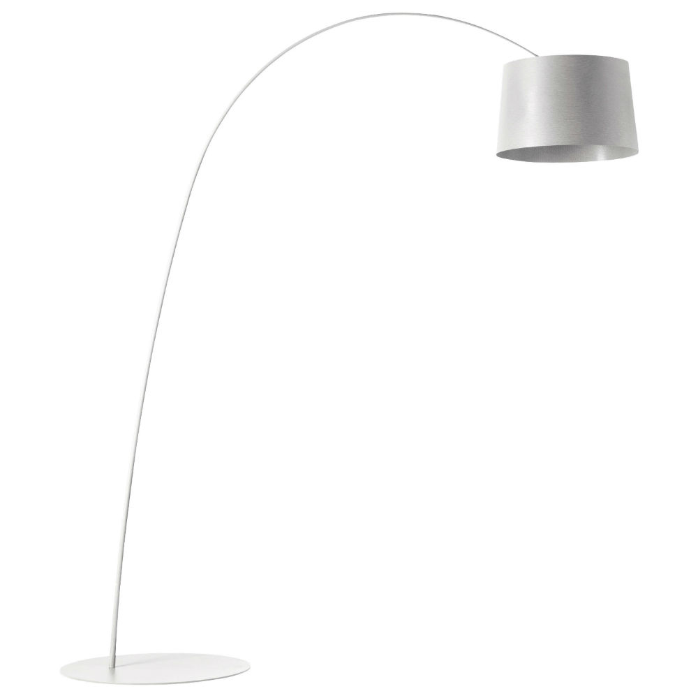 Twiggy lámpara de Pie LED 27w blanco