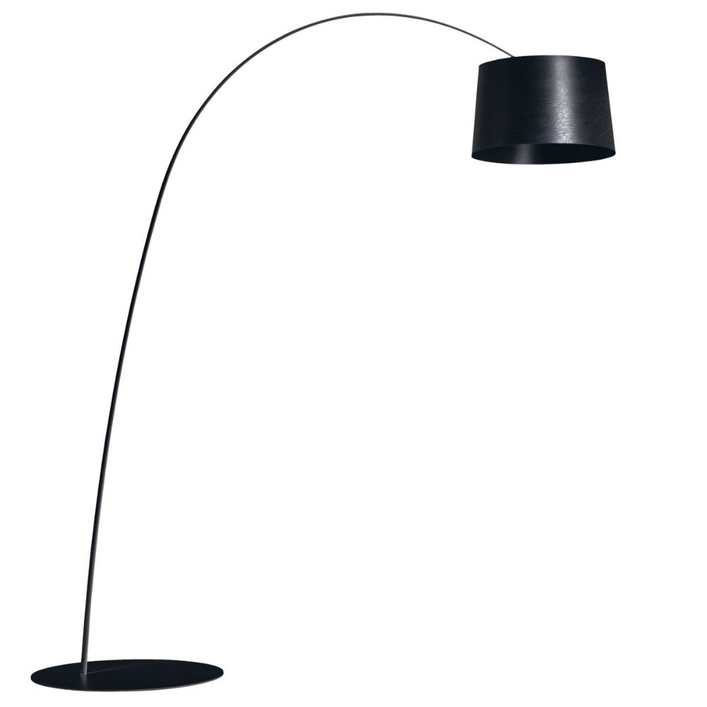 Twiggy lámpara de Pie LED 27w negro