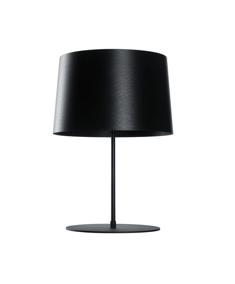 Twiggy XL Lampe de table E27 3x77w Noir