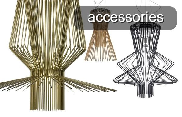 Allegro (Accessory Frame) for Pendant Lamp