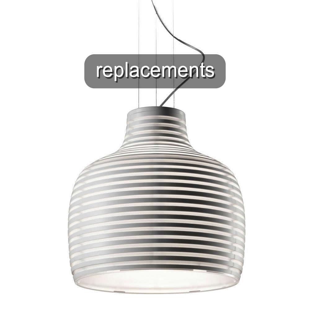 Behive (Accesorio) Recambio Difusor para Lámpara Colgante blanco